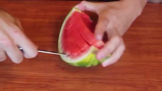 5 روش ساده برای پوست کندن 5 میوه سخت!!!! خیلی جالبهههه