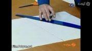 آموزش رسم الگوی پیراهن مردانه آقای راوندی