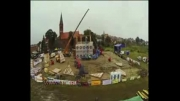 ساخت کلیسا در طول یک روز