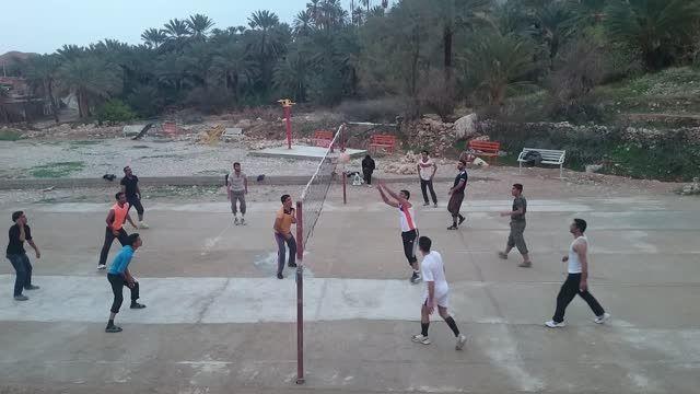 اسپک والیبال