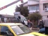 فایل تصویری حادثه خیابان پاسداران 90.11.29