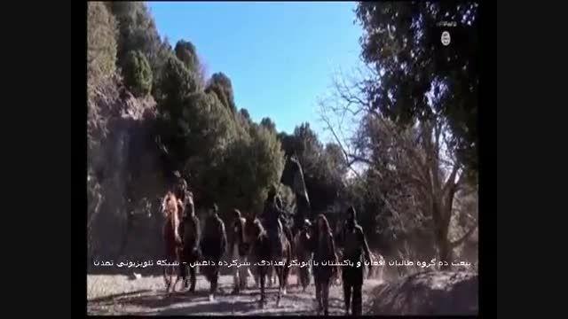 بیعت ده گروه از طالبان افغانستان و پاکستان