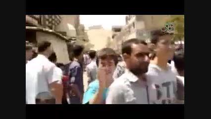 جنایت جدید داعش, این بار در شهر تدمر