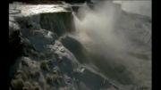 یخ زدن آبشار نیاگارا