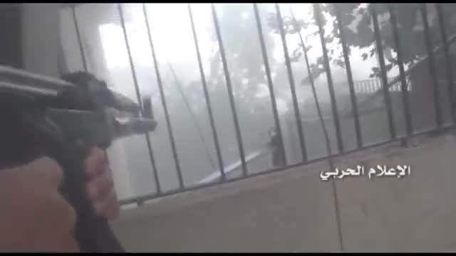 عملیات ارتش سوریه و حزب الله-سوریه-عراق-داعش
