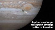 وسعت سیاره زمین در مقایسه با کهکشان ها و ستاره ها!
