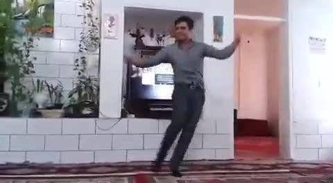 رقص جالب مرد عراقی