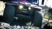 """Ghe-O Rescue خودرویی که """"هامر"""" را قورت می دهد"""