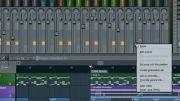 انواع نحوه اعمال مقادیر عددی به تنظیمات در اف ال استودیو