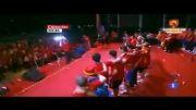 جشن قهرمانی اسپانیا-مسخره بازی سرخیو راموس