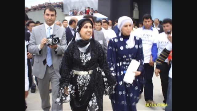 "Sehribana خواننده کرمانج ترکیه ""Ez Keçim Keça Kurdanım"""