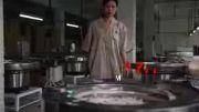 آیا می دانید توپ بدمینتون پری چگونه ساخته می شود؟