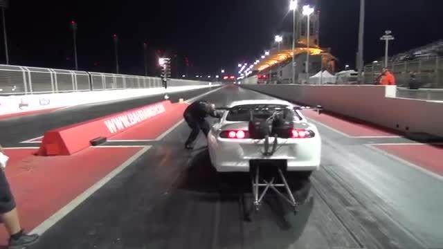 اولین اتومبیل 5 ثانیه در 400 متر