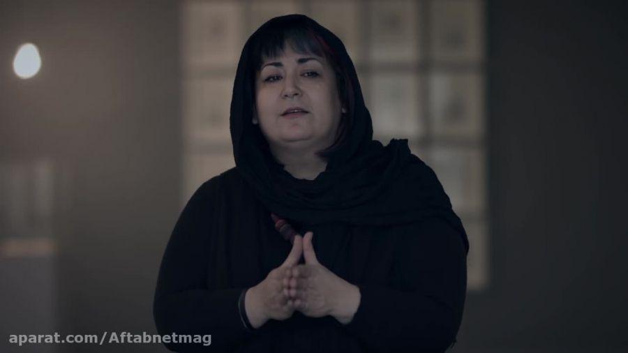 مروری بر نمایشگاه آثار ژینوس تقی زاده در گالری O