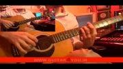 آموزش ریتم گیتار / بسته خودآموز گیتار در 120 روز