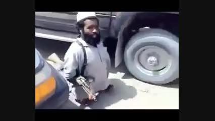 ورود فرمانده ارشد داعش به میدان در افغانستان