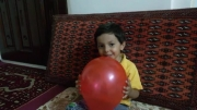 قرآن خوندن پسرم