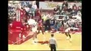 مایکل جردن ستاره بسکتبال