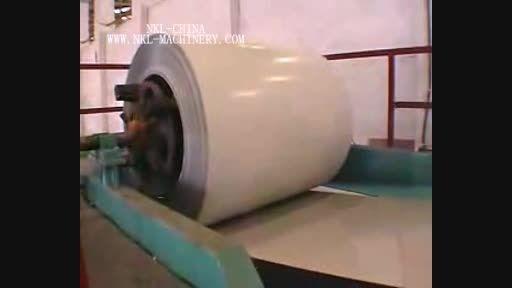 خط تولید ساندویچ پنل ساختمانی