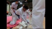 هفته تربیت بدنی کاراته کاران بیرجندی. (کاراته سلیمانی)