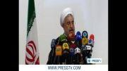 دکتر حسن روحانی و خاطره ی رزمنده
