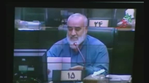 خرابکاری دیگر در مجلس و پاسخ محکم ابوترابی به بیرانوند.