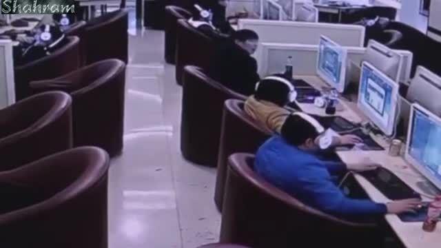 اینترنت قاتل جوان چینی