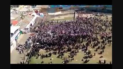 طرفداران آقای روحانی مشاهده نماید!