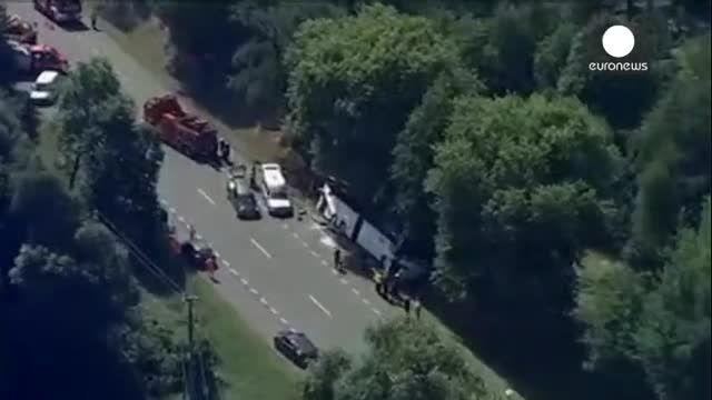 پنج کشته در جریان یک تصادف جاده ای در ورشو