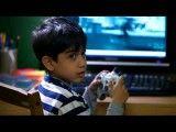 تأثیر بازی های رایانه ای بر روی کودکان