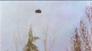 تصاویر کاملا واقعی از بشقاب پرنده (درپارک جنگلی تهران)