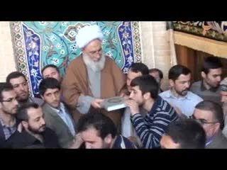 گزارش تصویری بیستمین کاروان پیاده امام علی «ع»