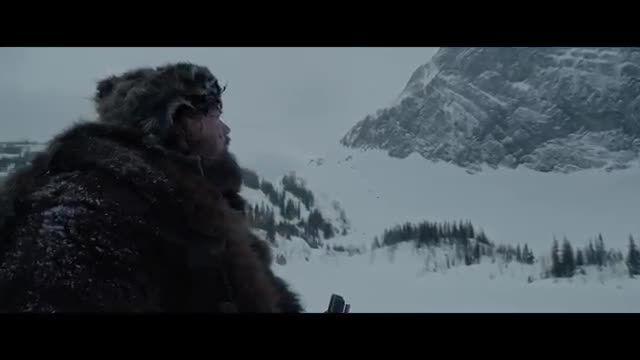 تیزر فیلم The Revenant 2015 با بازی لئوناردو دی کاپریو
