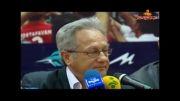 وداع ولاسکو با مردم ایران