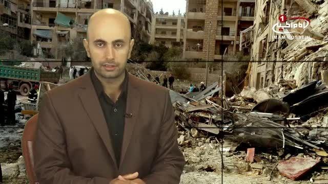 طرح نابودی شهرهای شیعه نشین سوریه ، از سوی رهبر تروریست
