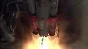 آزمایش مدل جدید راکت پرتاب فضاپیما ناسا