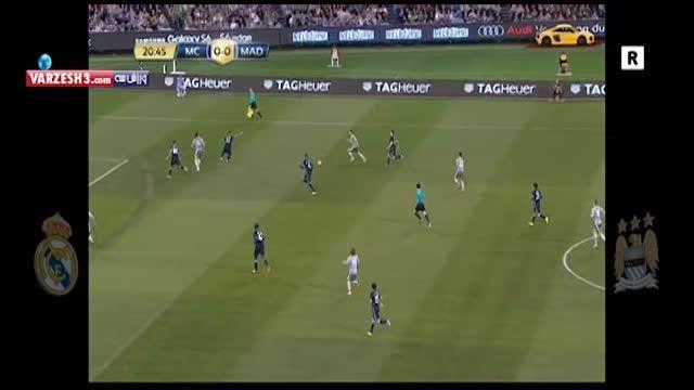 رئال مادرید 4 - 1 منچستر سیتی