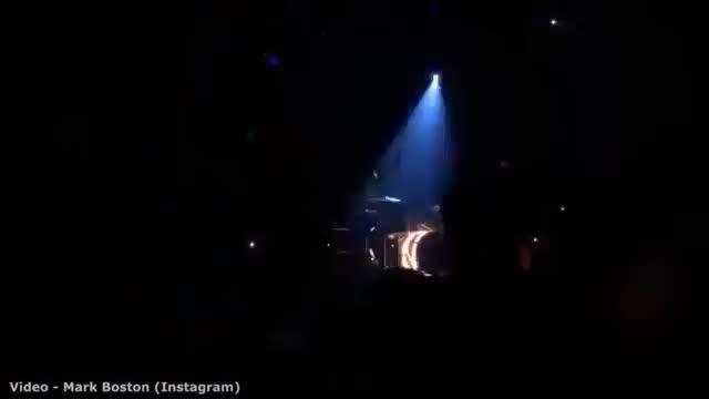 شلیک در کنسرت پاریس
