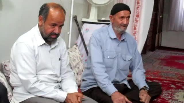 داستان تعریف کردن حاج حسن شریف