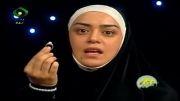 سوگند یاد کردن الهام چرخنده برای پوشش حجاب تا زمان قبر