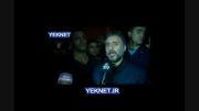 YEKNET - فیلم لورفته از خاکسپاری مرتضی پاشایی در شب