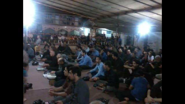 مداحی شب 21 رمضان شهادت حضرت امیرالمؤمنین امام علی (ع)