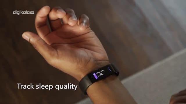 معرفی مچ بند هوشمند مایکروسافت بند