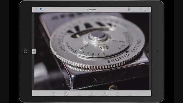 برنامه جدید ویرایش تصاویر کمپانی ادوب برای موبایل ها