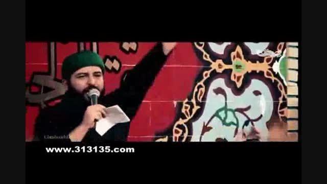 سید امیر حسینی رجزخوانی علیه آل سعود