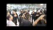 شور دیوانه وار حسین صدیقی در کنار شیخ هادی انصاریان