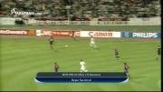 60 گل برتر تاریخ یوفا - دژان ساویچویچ به بارسلونا (29)