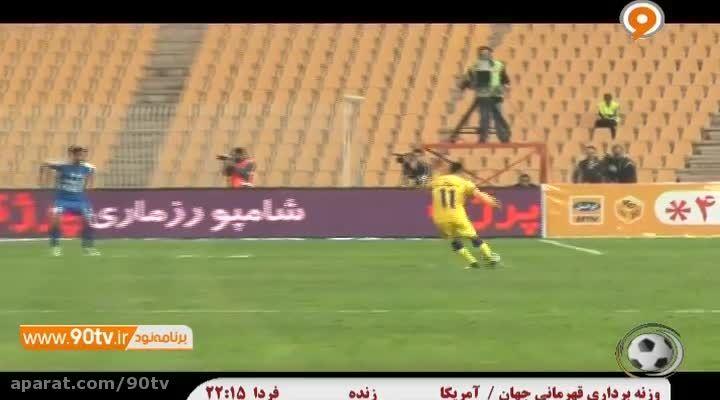 حواشی بعد از بازی استقلال-نفت وصحبت های جنجالی منصوریان