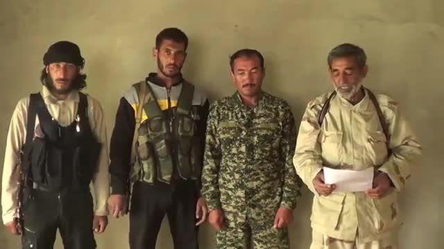 اسیر منسوب به ایران در چنگال معارضین سوری
