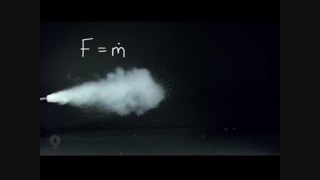 تحقیقات ناسا در باره جت فلایر